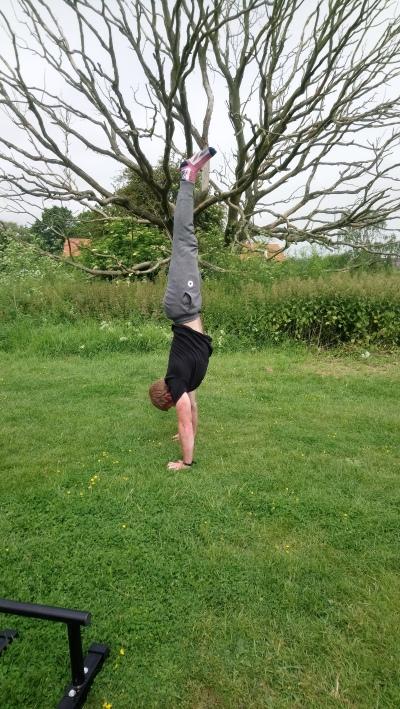 Handstand (Hadleigh)