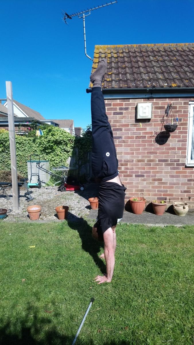 Floor handstand line May 2019